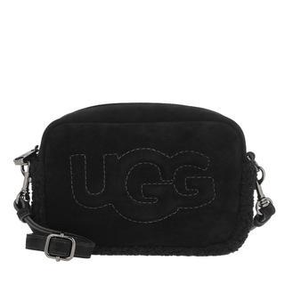 UGG - Umhängetasche - Janey Crossbody Black - in schwarz - für Damen