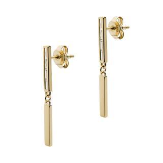 Emporio Armani - Ohrringe - Ladies Earring Gold - in gold - für Damen