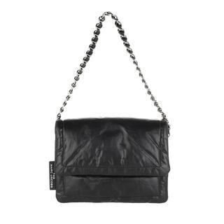 Marc Jacobs - Umhängetasche - The Pillow Crossbody Bag Black - in schwarz - für Damen