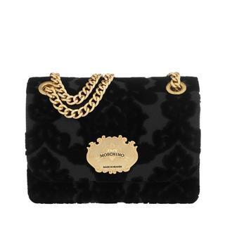 Moschino - Umhängetasche - Shoulder Bag Fantasia Nero - in schwarz - für Damen