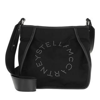 Stella Mccartney - Umhängetasche - Hand Bag Leather Black - in schwarz - für Damen