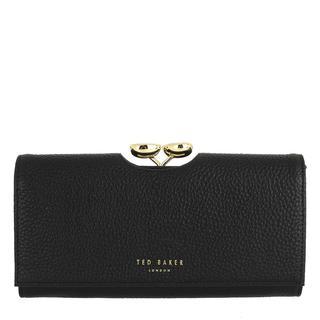 TED BAKER - Portemonnaie - Alyysaa Teardrop Crystal Bobble Matinee Black - in schwarz - für Damen