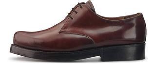 HEINRICH DINKELACKER - Derby-Schnürer Rio in bordeaux, Business-Schuhe für Herren