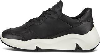 ecco - Sneaker Chunky in schwarz, Sneaker für Damen