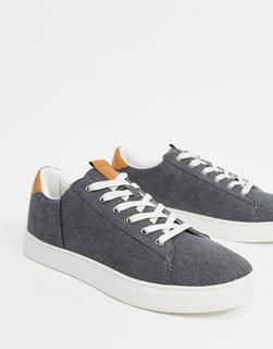 Cotton:On - Cotton On – Dickson – Geschnürte Sneaker-Schwarz