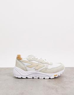Hi-Tec - BW Infinity – Robuste Sneaker in gebrochenem Weiß-Cremeweiß