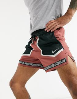 Nike Running - Wild Run – Shorts in Rot