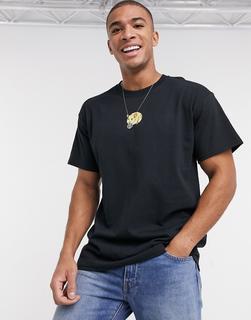 New Love Club - Bulldog – T-Shirt-Schwarz