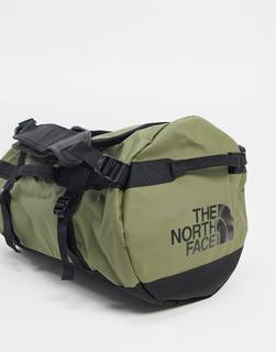 THE NORTH FACE - Base Camp – Kleine grüne Beuteltasche