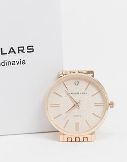 Christin Lars - Roségoldene Armbanduhr