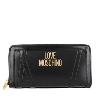 Love Moschino - Portemonnaie - Wallet Nero - in schwarz - für Damen