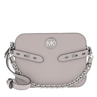 MICHAEL KORS - Umhängetasche - Large Camera Crossbody Bag Pearl Grey - in grau - für Damen