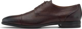 Boss - Derby-Schnürer Kensington in dunkelbraun, Business-Schuhe für Herren