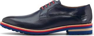 Melvin & Hamilton - Derby-Schnürer Eddy 8 in dunkelblau, Business-Schuhe für Herren