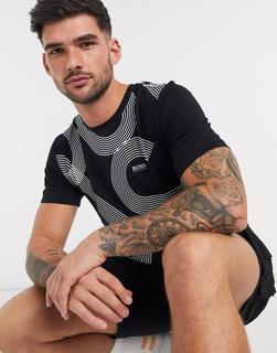 Boss - Athleisure7 – T-Shirt-Schwarz
