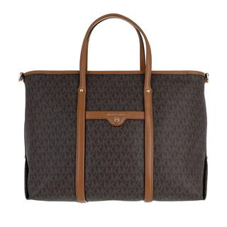 MICHAEL KORS - Tote - Medium Convertible Tote Bag Brown/Acorn - in braun - für Damen