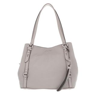 MICHAEL KORS - Tote - Large Shoulder Tote Bag Pearl Grey - in grau - für Damen