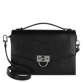 MICHAEL KORS - Umhängetasche - Medium Messenger Bag Black - in schwarz - für Damen