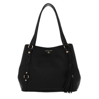 MICHAEL KORS - Tote - Large Shoulder Tote Bag Black - in schwarz - für Damen
