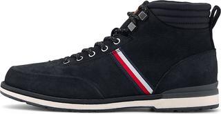 TOMMY HILFIGER - Boots Outdoor Corporate in schwarz, Boots für Herren