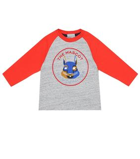 The Marc Jacobs - Baby Longsleeve Mascot aus Jersey