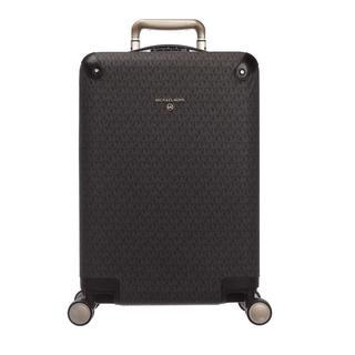MICHAEL KORS - Reisetasche - Small Hardcase Trolley Brown/Black - in braun - für Damen