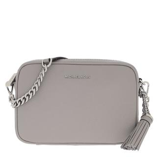 MICHAEL KORS - Umhängetasche - Medium Camera Bag Pearl Grey - in grau - für Damen