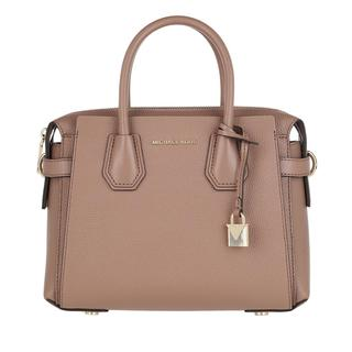 MICHAEL KORS - Tote - Belted Small Satchel Bag Dark Fawn - in rosa - für Damen