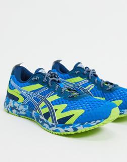 asics - Running – Gel Noosa – Blaue Sneaker