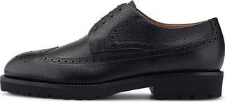 Boss - Derby-Schnürer Edenlug in schwarz, Business-Schuhe für Herren