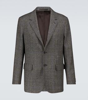 Caruso - Einreihiger Blazer aus Wolle