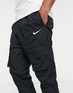 Nike - Air – Jogginghose mit engen Bündchen in Schwarz