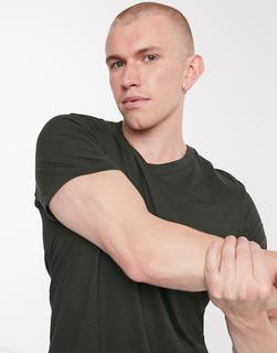 Nike Training - Dry – T-Shirt in Grün