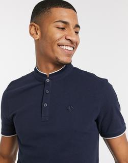Tom Tailor - Polohemd in Navy-Blau