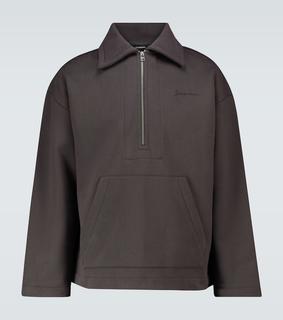 Jacquemus - Sweatshirt Le Sweat Marin
