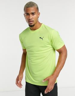 puma - Training – T-Shirt in Gelb