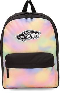 Vans - Realm Backpack in schwarz, Rucksäcke für Damen