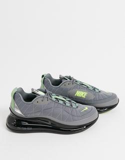 Nike - Air Max 720-818 – Sneaker in Rauchgrau