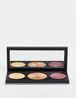 MAC - Flashing Ice Extra Dimension – Highlighter-/Rouge-Palette in Medium/Dunkel-Mehrfarbig