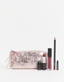 MAC - Firework It Lip Kit – Berry-Rot