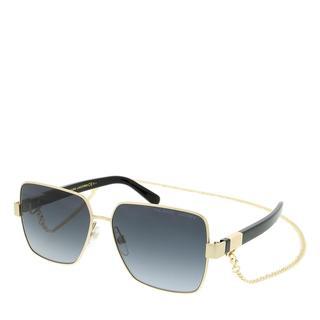 Marc Jacobs - Sonnenbrille - MARC 495/S Gold - in schwarz - für Damen