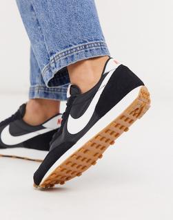 Nike - Daybreak – Sneaker in Schwarz und Weiß