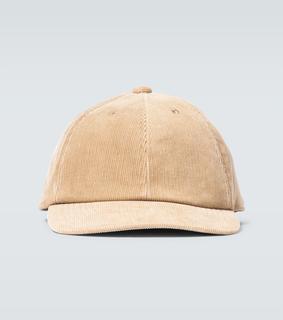 Undercover - Baseballcap aus Baumwollcord