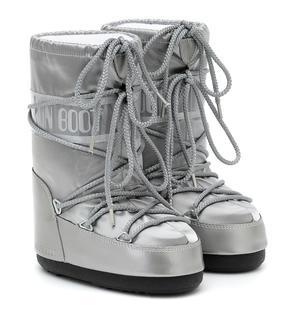 Moon Boot Kids - Schneestiefel aus Shell