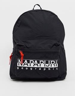 Napapijri - Hack 2 Rucksack in Schwarz