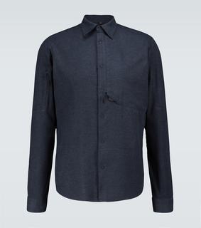 Sease - Hemd aus einem Baumwollgemisch