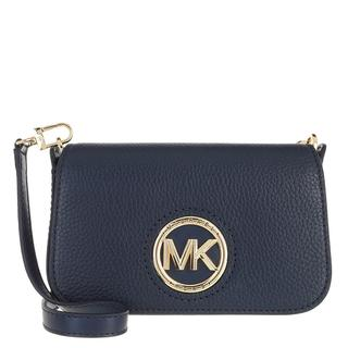 MICHAEL KORS - Umhängetasche - Samira Small Convertible Crossbody Bag Navy - in marine - für Damen