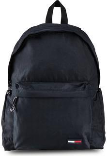 Tommy Jeans - Rucksack Tjm Campus Boy in schwarz, Rucksäcke für Herren