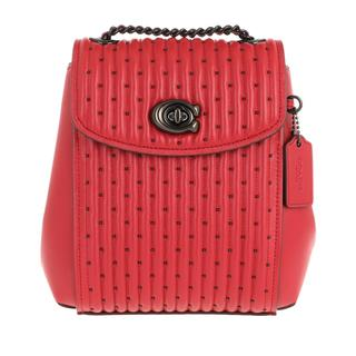 Coach - Rucksack - Womens Bags Backpacks  Red - in rot - für Damen