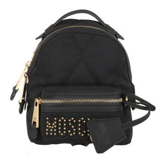 Moschino - Rucksack - Backpack Nero - in schwarz - für Damen